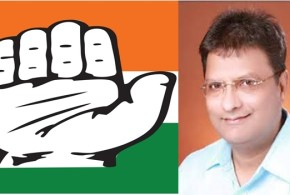 Shailesh Nitin Trivedi, Congress spokesperson