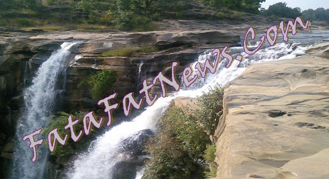 Amritdhara-Waterfal IN District of Chhattisgarh Korea