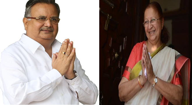 Dr.Raman_Singh_Chief_Minister_Chhattisgarh_AND_LS SPEKAR SUMITRA MAHAJAN