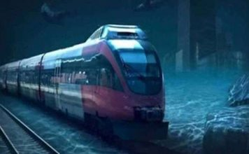 under water metro kolkata